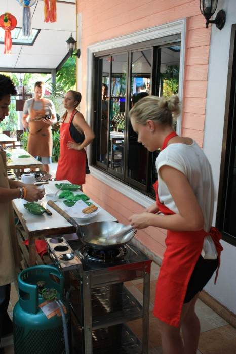 Cooking Class Chiang Mai Cooking