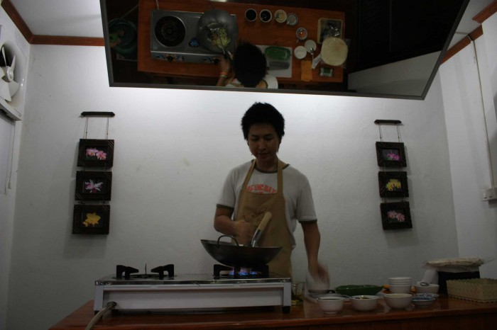 Cooking Class Chiang Mai Presentation