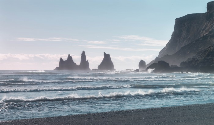 Island vik