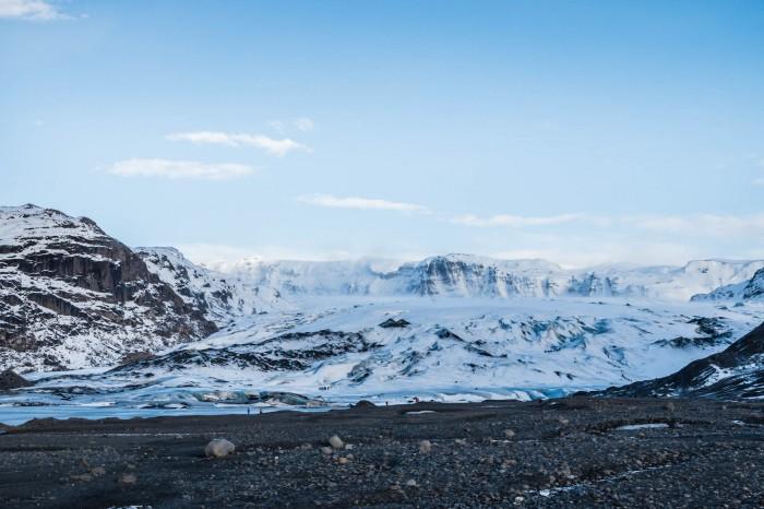 Island Gletscher