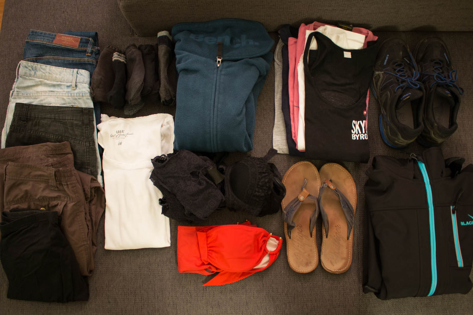 PacklisteKleidungLena