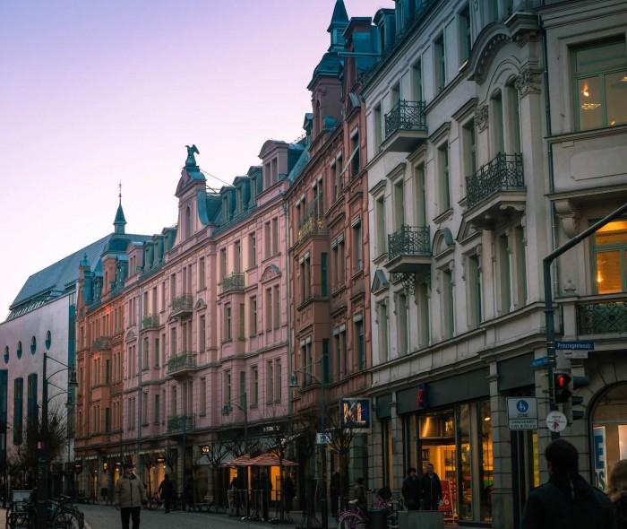 Rosenheim-Einkaufen