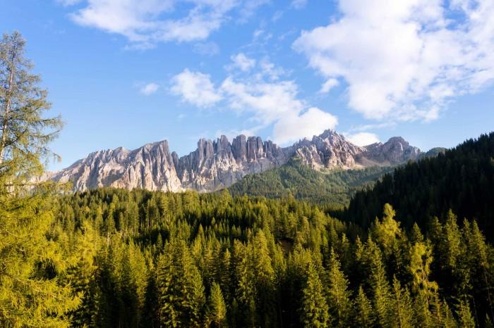 Latemar Dolomiten