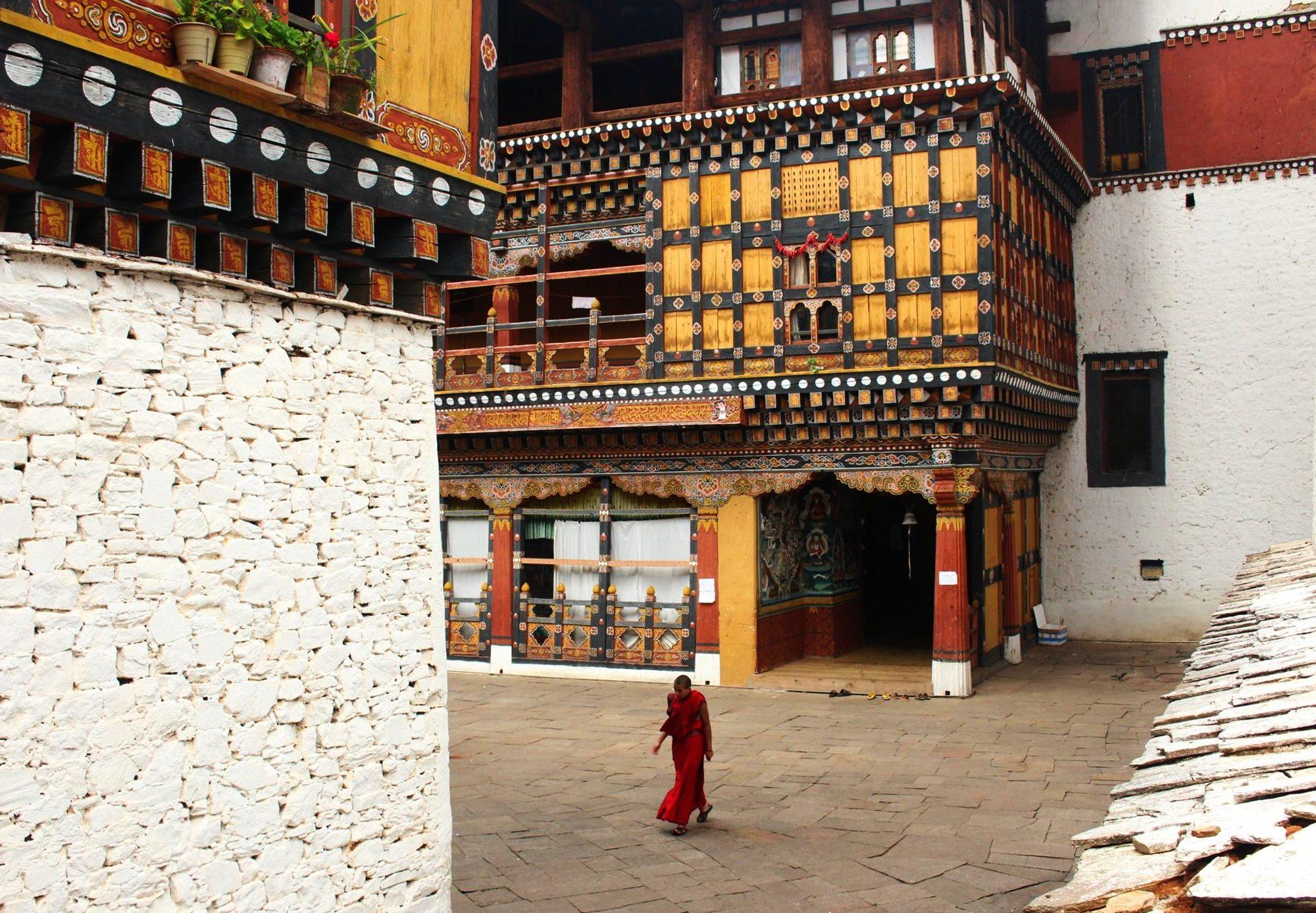 Monk Paro