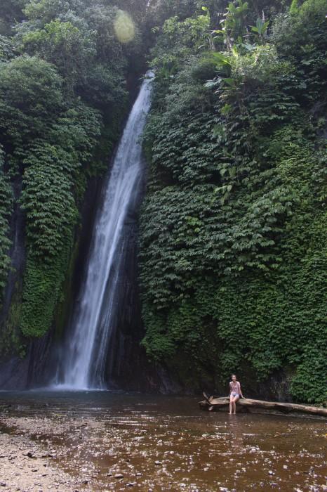 Wasserfall Munduk